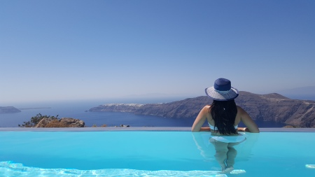 santorini travel tips